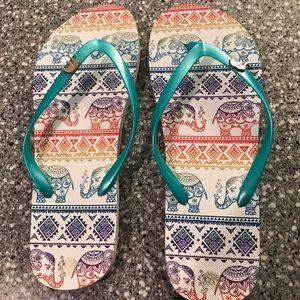 Aeropostale Women's Flip Flops Size 7/8